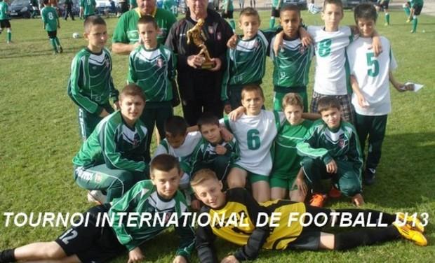Visueel van project Tournoi International de football U13