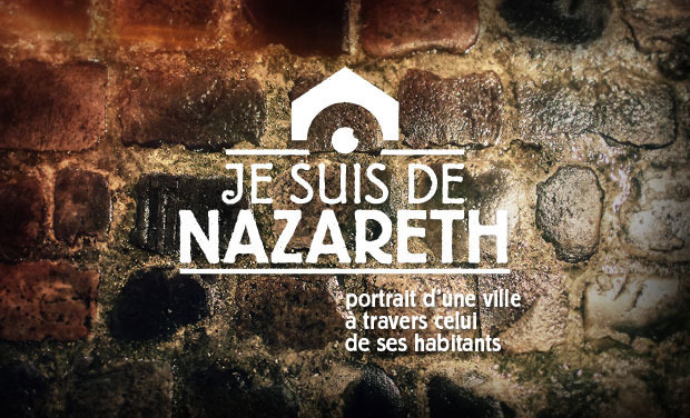 Project visual Je suis de Nazareth