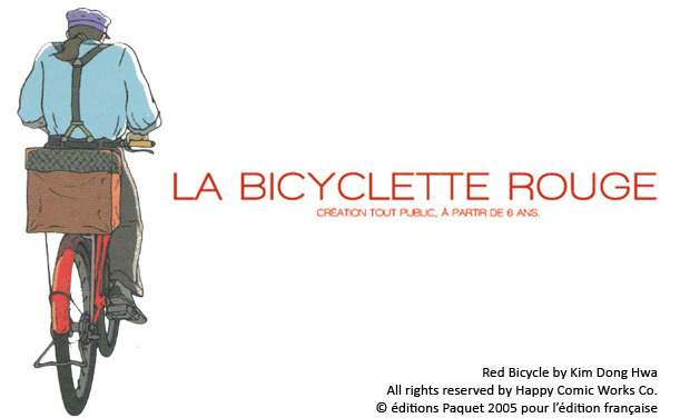 Visueel van project La Bicyclette rouge