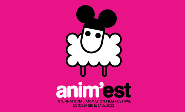 Project visual ANIM'EST International Film Festival