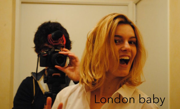 Project visual London Baby