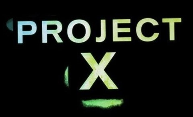 Visueel van project Project X