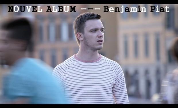 Visuel du projet NOUVEL ALBUM _ BENJAMIN PIAT