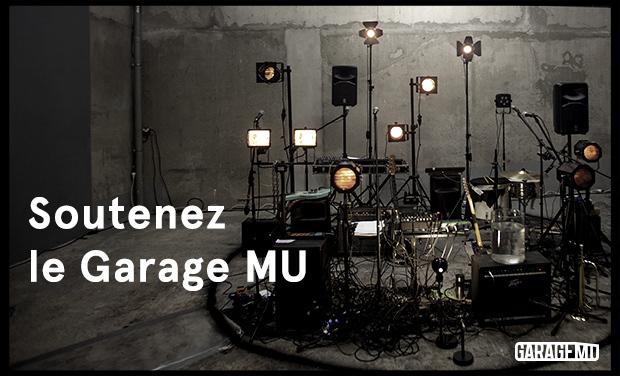 Visuel du projet Soutenez le Garage MU !