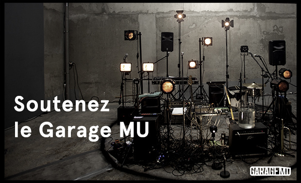 Project visual Soutenez le Garage MU !