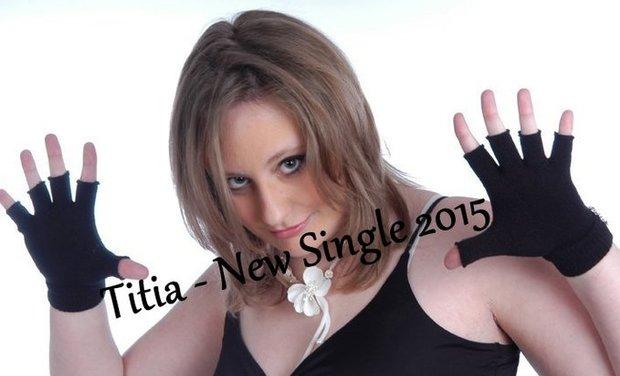 Visuel du projet Titia - New Single 2015