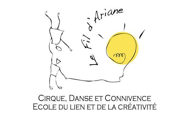 Visuel du projet « Le fil d'Ariane » Cirque, danse et connivence / Ecole du lien et de la créativité