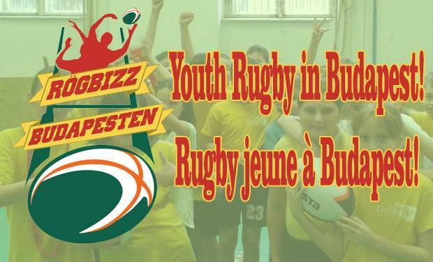 Visuel du projet Developpement du Rugby jeune à Budapest /  Youth Rugby development in Budapest