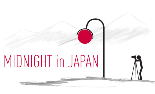 Visueel van project Midnight in Japan
