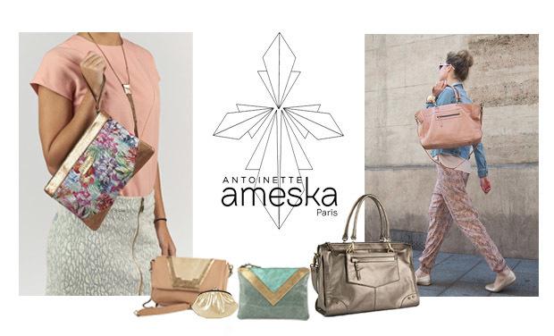 Visuel du projet La première boutique Atelier Antoinette Ameska