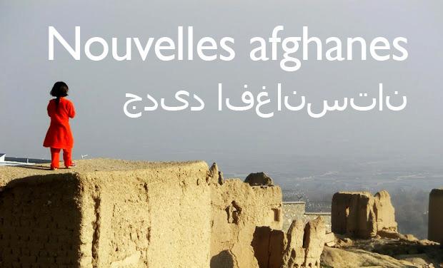 Visueel van project Nouvelles afghanes