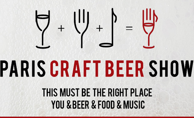 Project visual Paris Craft Beer Show