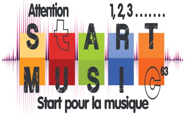 Visueel van project Attention 1... 2 ... 3 ... START pour la musique !