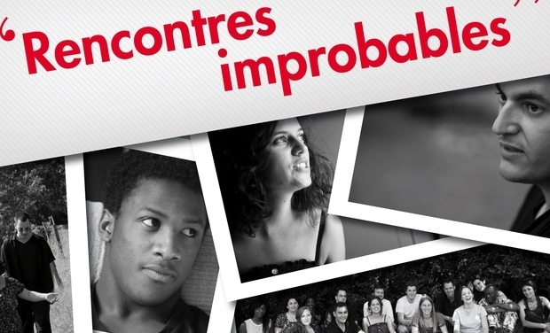 Project visual Les Rencontres Improbables