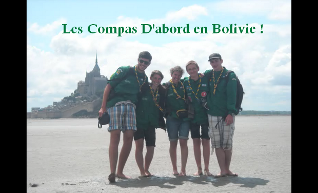 Visueel van project Les Compas D'abord en Bolivie