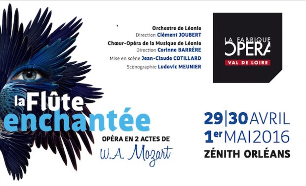 Visuel du projet La Fabrique Opéra Val de Loire