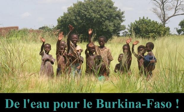 Visuel du projet De l'eau pour le Burkina Faso !