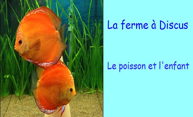Visuel du projet La ferme à Discus, le poisson et l'enfant