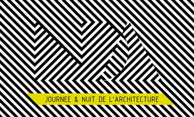 Project visual Journée et Nuit de l'architecture
