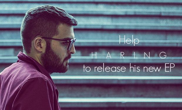 Visuel du projet Help Haring to release his new EP!