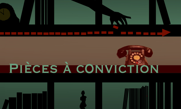 Visueel van project Pièces à conviction