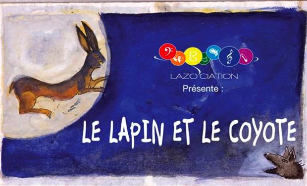 Visuel du projet L'Opéra Le Lapin et le Coyote