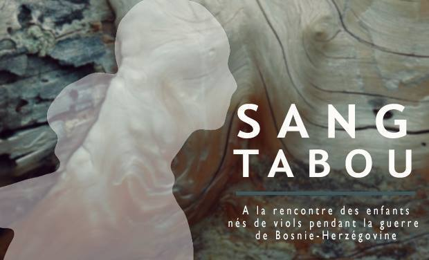 Project visual Sang Tabou