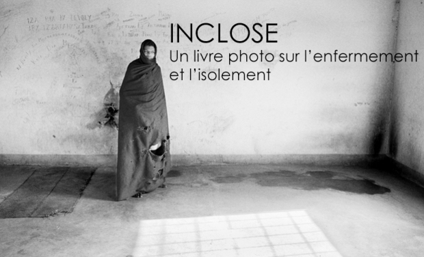 Project visual Inclose un livre photo sur l'isolement et l'enfermement