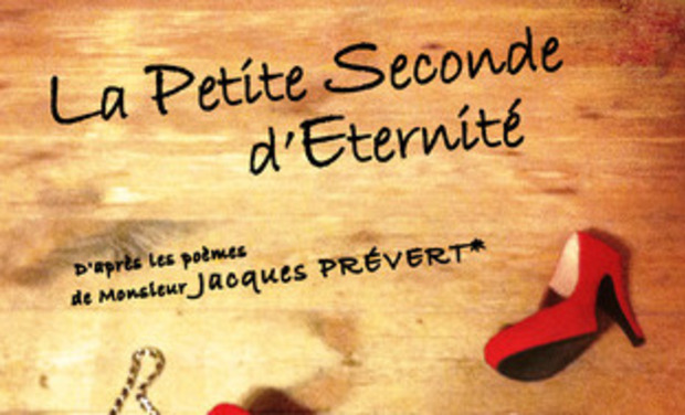 Project visual LA PETITE SECONDE D'ETERNITE