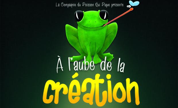 Visuel du projet A l'Aube de la Création