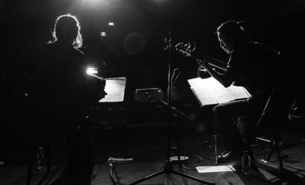 Visuel du projet DUO FUKUI-JALLU, NOUVEL ALBUM!