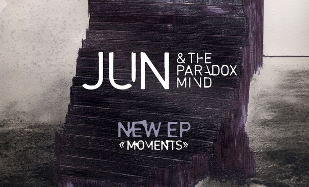 Visuel du projet Jun & The Paradox Mind / new EP