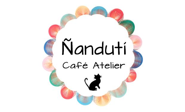 Visuel du projet Ñandutí Café Atelier  ^ㅅ^ Cat Café Nantes  ^ㅅ^