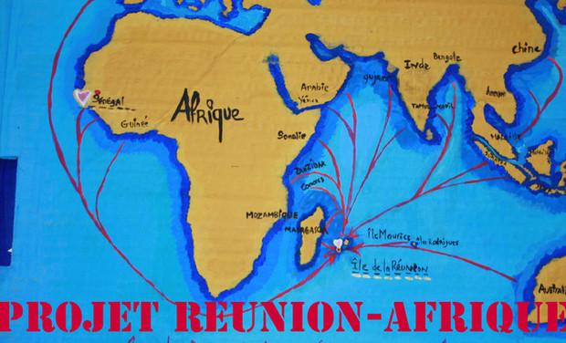 Visuel du projet Projet Réunion-Afrique