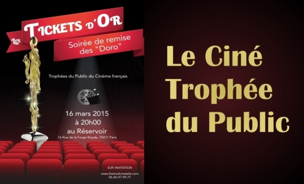 Project visual Les Tickets d'Or