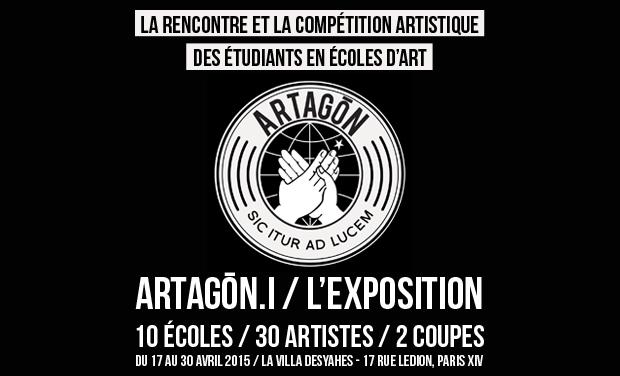 Visuel du projet ARTAGŌN.I / L'EXPOSITION