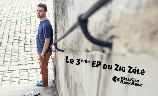 Visuel du projet Le 3ème EP du Zig Zélé