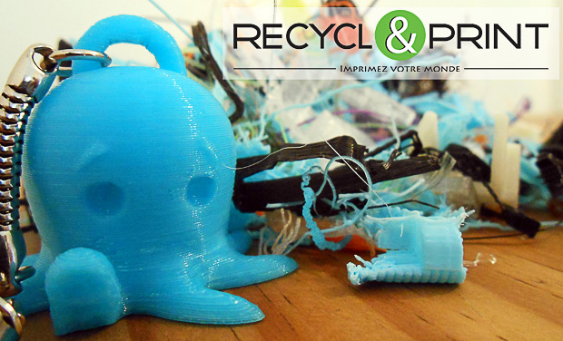 Project visual Recycl&Print