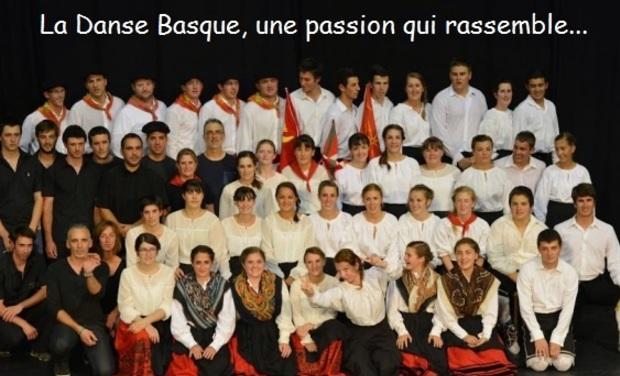 Visuel du projet La danse basque, une passion qui rassemble...