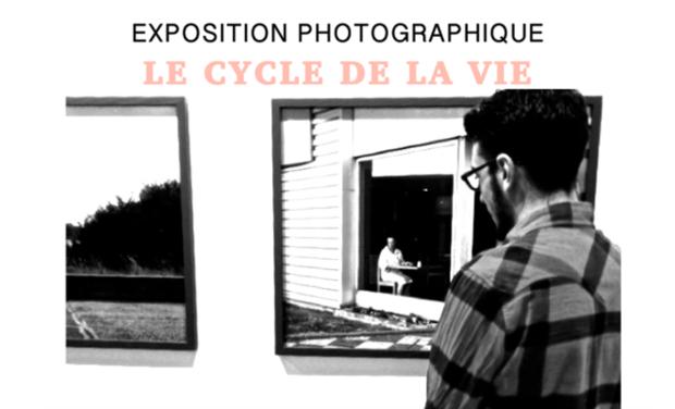 Visuel du projet Exposition Photographique LE CYCLE DE LA VIE