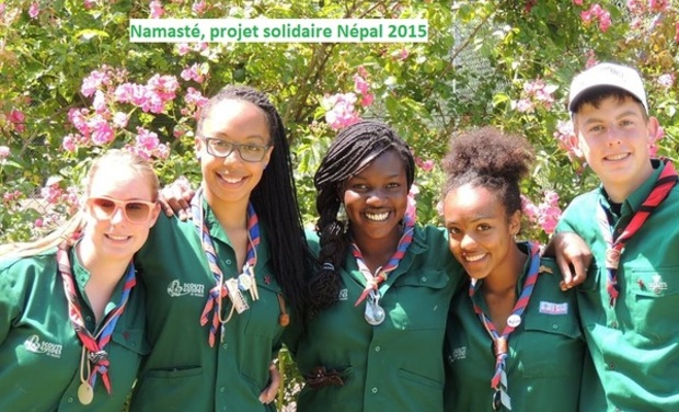 Visuel du projet Projet Népal 2015