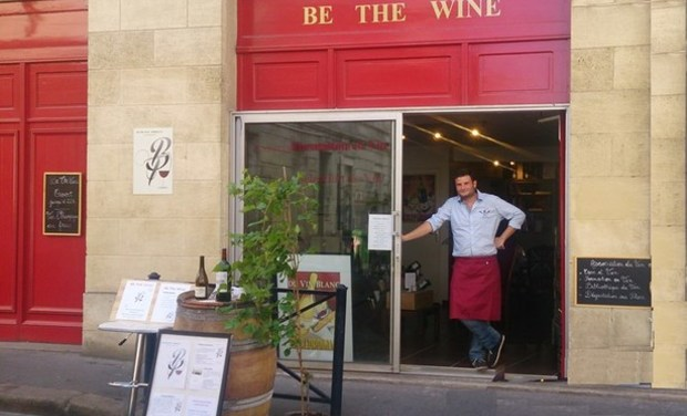Visueel van project Be The Wine L'association du Vin