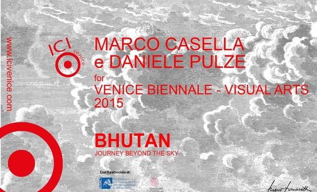 Project visual Marco Casella et Daniele Pulze exposés durant la Biennale de Venise 2015 !