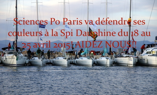 Visueel van project La spi Dauphine avec Sciences Po Paris