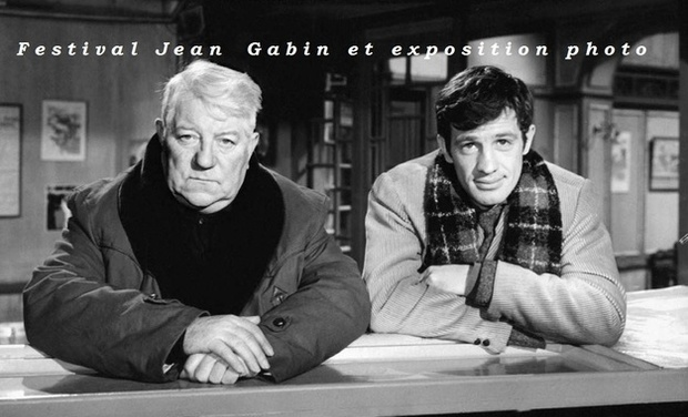 Visueel van project Festival Jean Gabin & Exposition photo