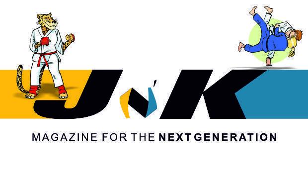 Visuel du projet J&K magazine Judo Kids et +