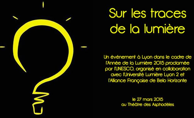 Project visual Sur les traces de la lumière / On the tracks of light