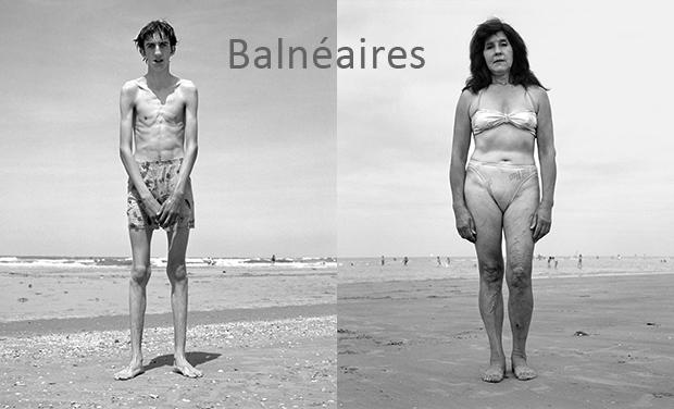"""Project visual Edition de """"Balnéaires"""""""