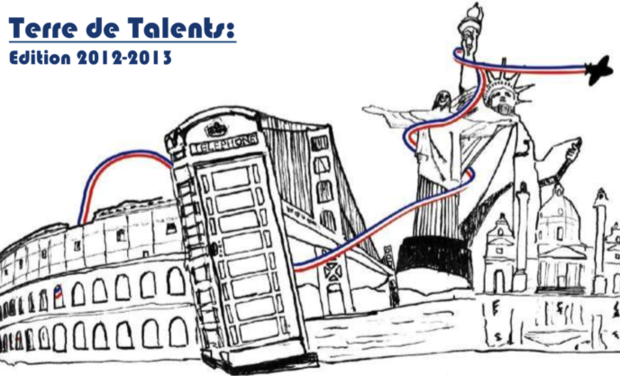 Project visual Terre de Talents 2012-2013