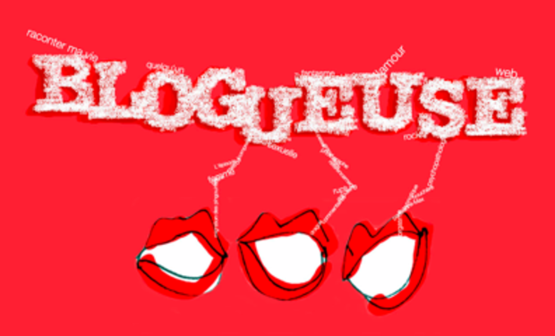 Visueel van project BLOGUEUSE